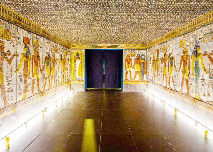 Valley of the Kings Facts - Valley of The Kings Tombs - Valley of the Kings Luxor