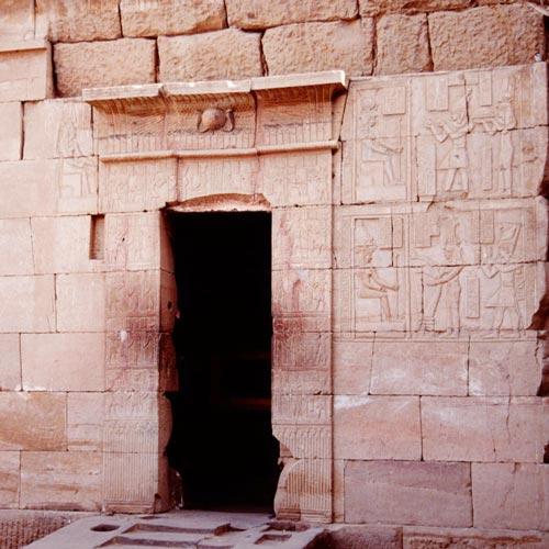 Chapel of Hathor - Kom Ombo Temple - Trips in Egypt