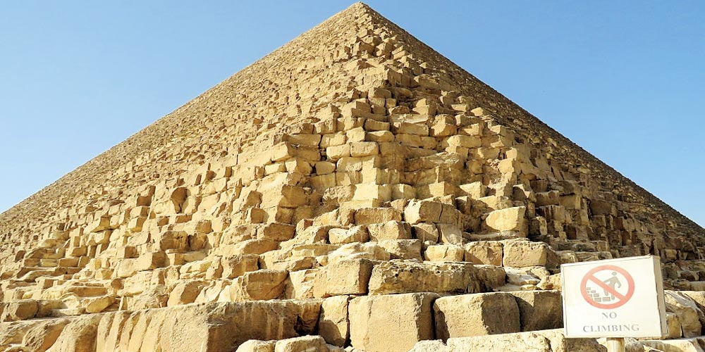 The Great Pyramid of Giza Facts - Khufu Pyramid History - Khufu Pyramid Facts