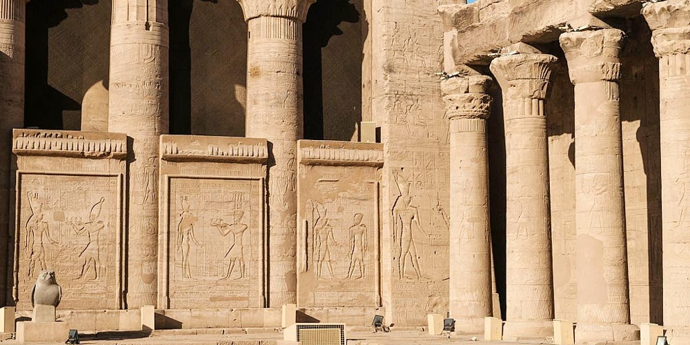 Edfu Temple Facts | Edfu Temple History | Edfu Temple Information