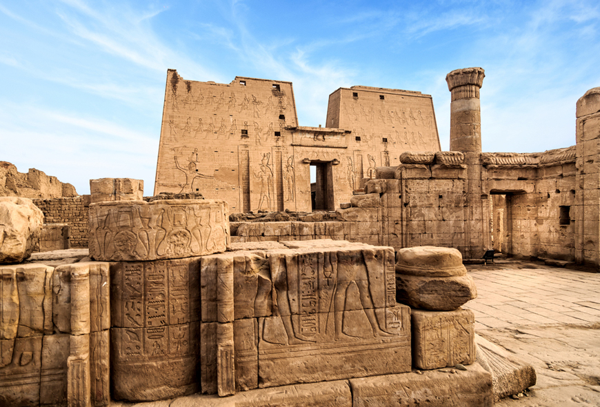 Edfu Temple | Edfu Temple History | Edfu Temple Location | Trips In Egypt