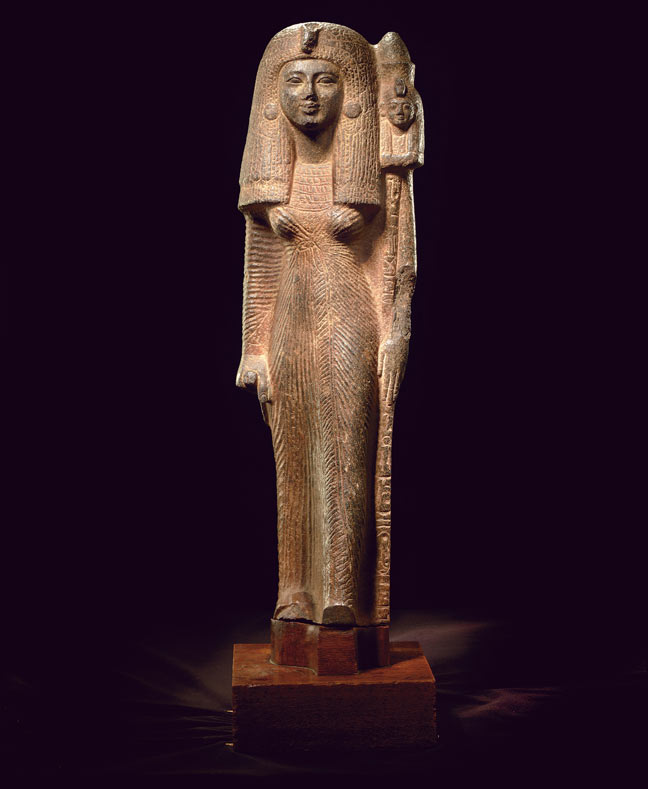 Queen Nefertari Statue - Trips In Egypt