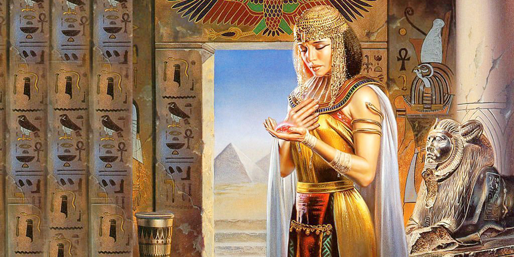 Queen Cleopatra Facts - Trips in Egypt