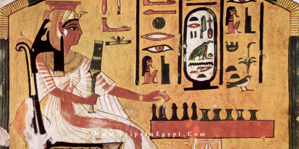 Queen Nefertari Life - Trips in Egypt