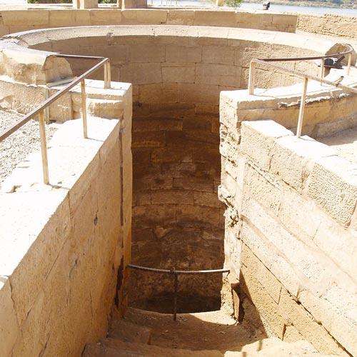 The Nilometer - Kom Ombo Temple - Trips in Egypt