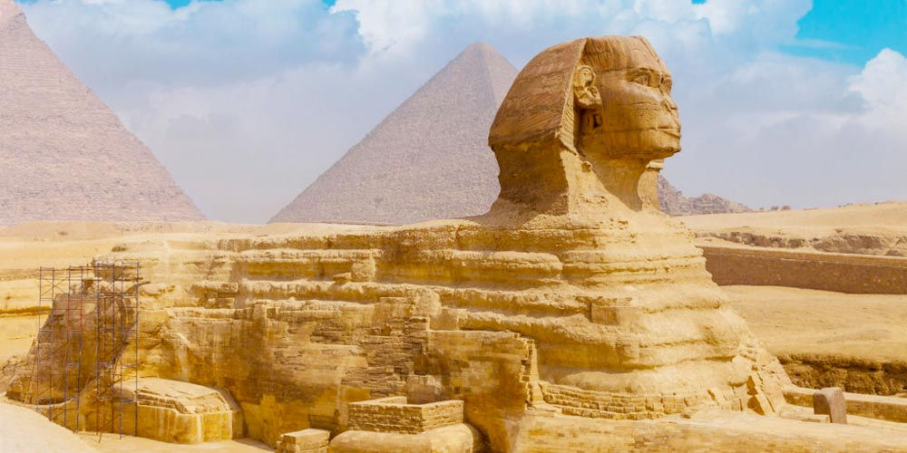 Giza Pyramids Complex | Pyramids of Giza Facts | Giza Pyramids History