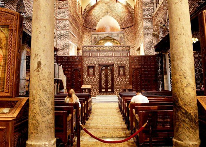Abu Serga Church of Cairo | Abu Serga Church Facts | Abu Serga Church History
