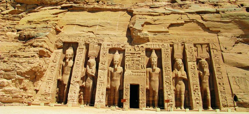 Abu Simbel Temple   El gouna tour to awan & abu simbel   TripsInEgypt