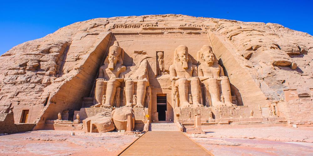 Abu Simbel History - Trips in Egypt