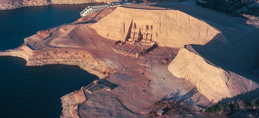 Abu Simbel Temple | El Gouna to Luxor & Abu Simbel tour | TripsInEgypt
