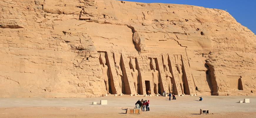 Abu Simbel | El Gouna to Luxor & Abu Simbel tour | TripsInEgypt