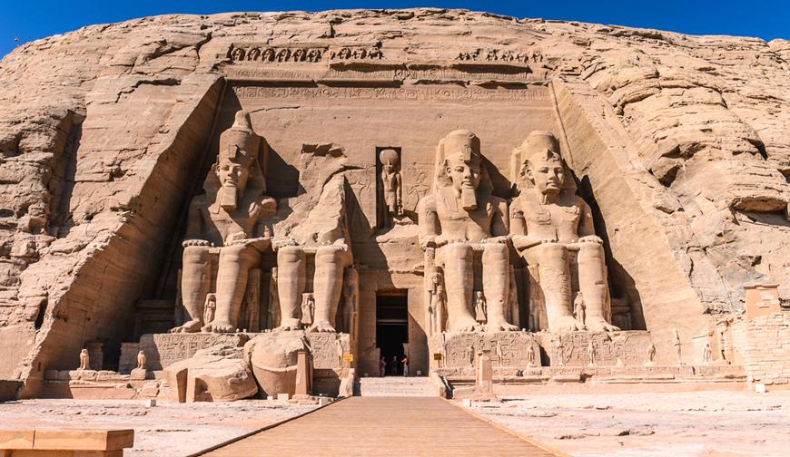 Abu Simbel Temple - abu simbel sun festival - TripsInEgypt