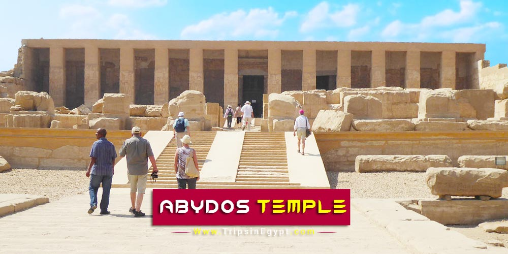 Abydos Temple Facts | Temple of Seti | Abydos Temple History