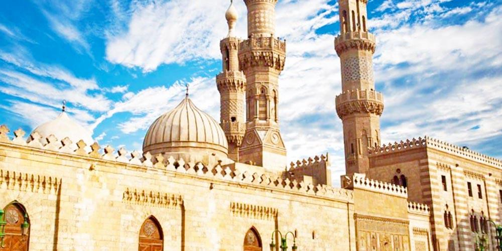 Al-Azhar Mosque Facts - Al-Azhar Mosque History - Al-Azhar Mosque Architecture