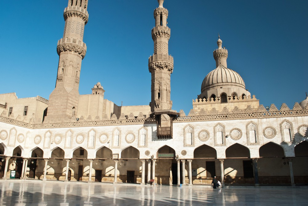 Al-Azhar Mosque - Trips In Egypt