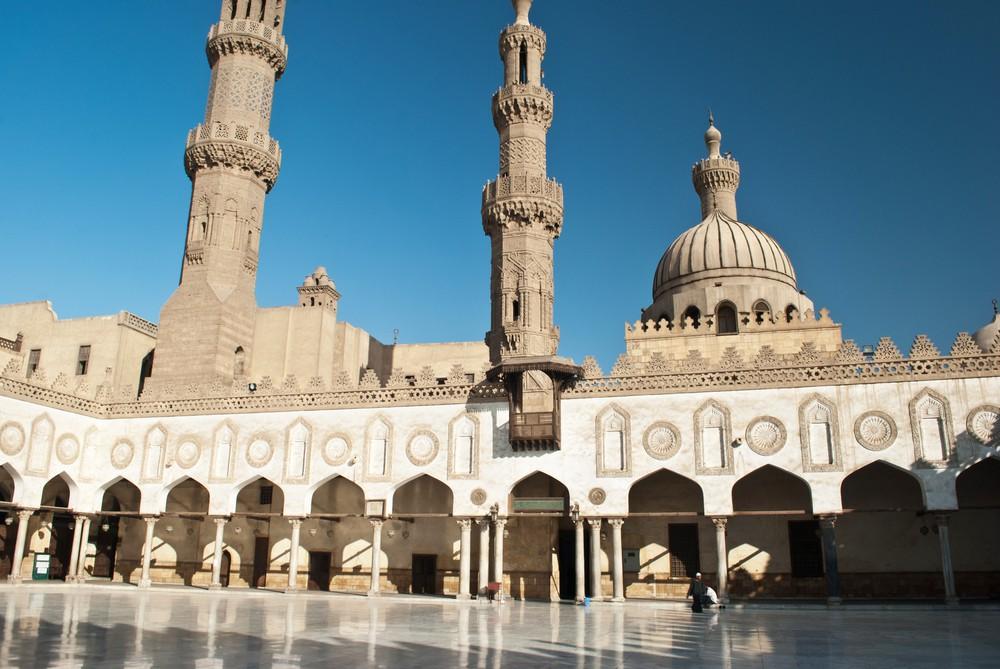 Al-Azhar Mosque - Trips In Egypt