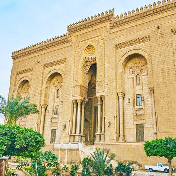 Al-Rifa'i Mosque of Cairo - Al-Rifa'i Mosque Facts - Al-Rifa'i Mosque Burials