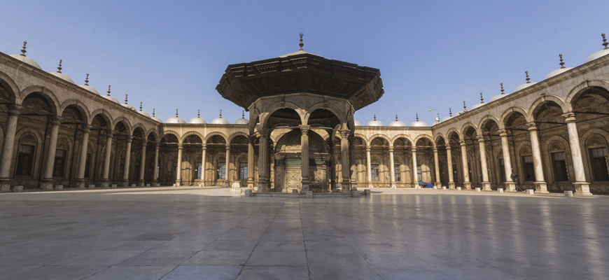 Alabaster Mosque - Cairo trips from El Gouna - TripsInEgypt