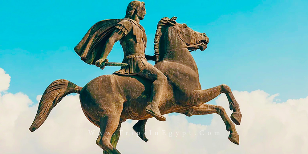 Alexander the Great Facts  - Trips in Egypt