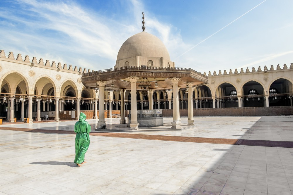 Amr Ibn Al-As Mosque - Trips In Egypt