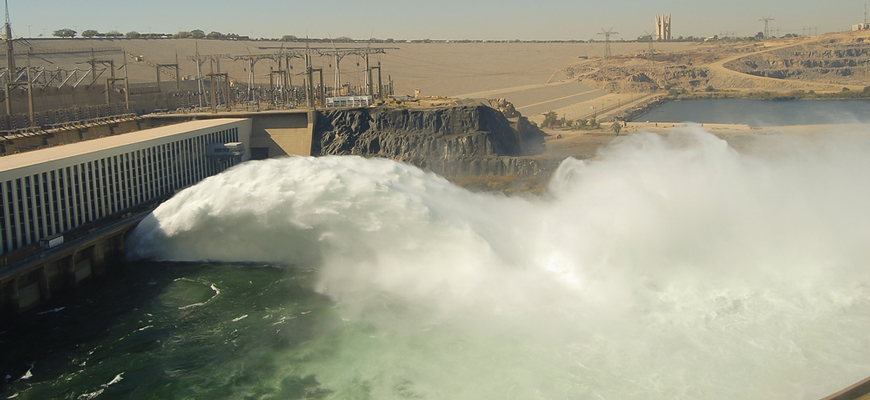 Aswan Dam - Day Trip to Aswan from Luxor - TripsInEgypt