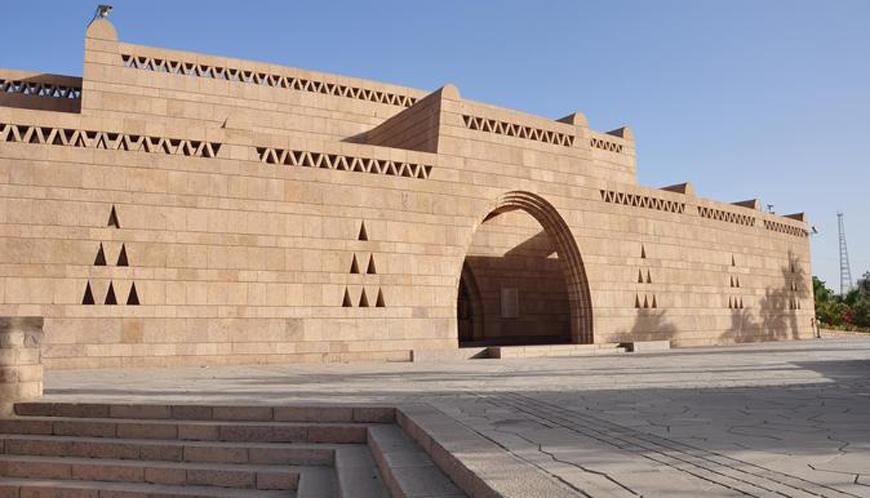 Aswan Nubian Museum - TripsInEgypt