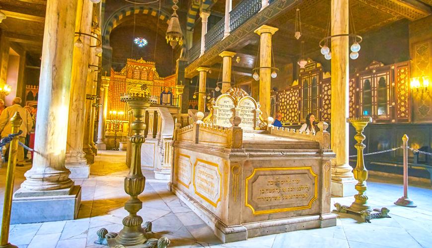 Ben Ezra synagogue - TripsInEgypt