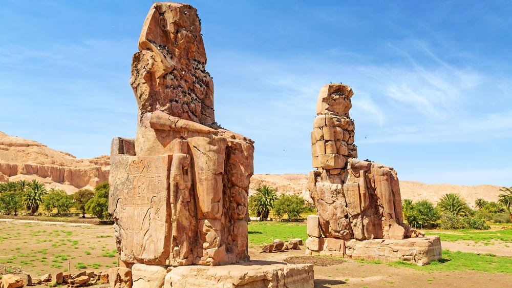 Colossi Of Memnon - Luxor East and West Bank Day Tour - Trips in Egypt
