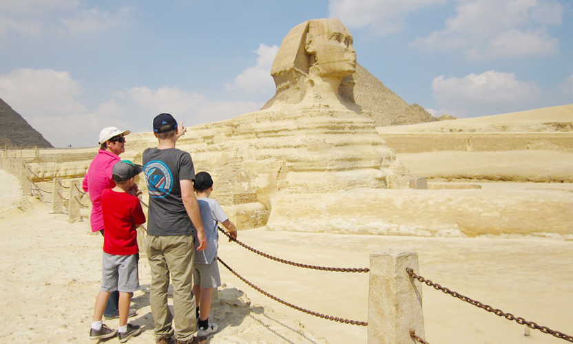 Day Trip from El Gouna to Cairo by Plane | Day Tour to Cairo from El Gouna