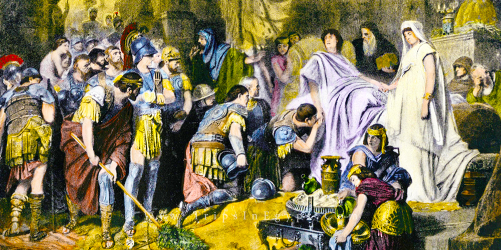 Death of Alexander the Great - Trips in Egypt - Trips in Egypt