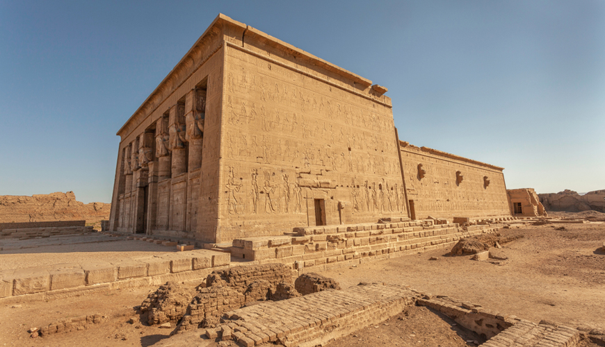 Dendera Temple - Luxor Attractions - TripsInEgypt