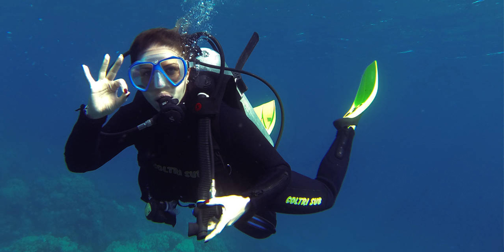 Diving in El Gouna - Trips in Egypt