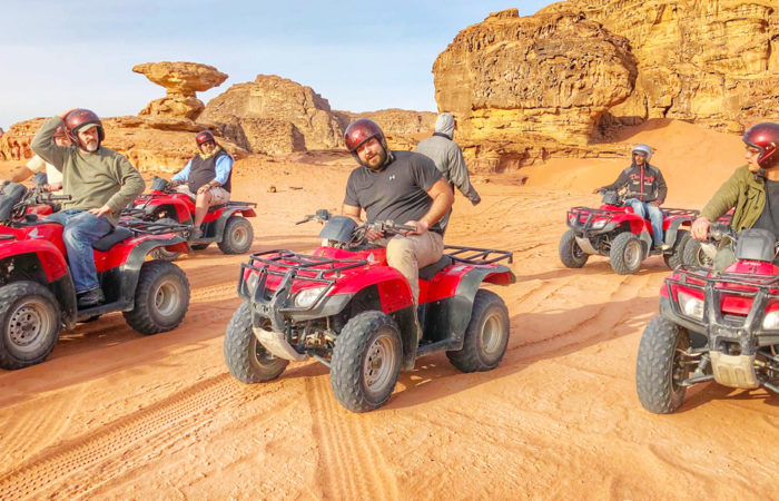 EL Gouna Super Safari by Quads - Trips in Egypt