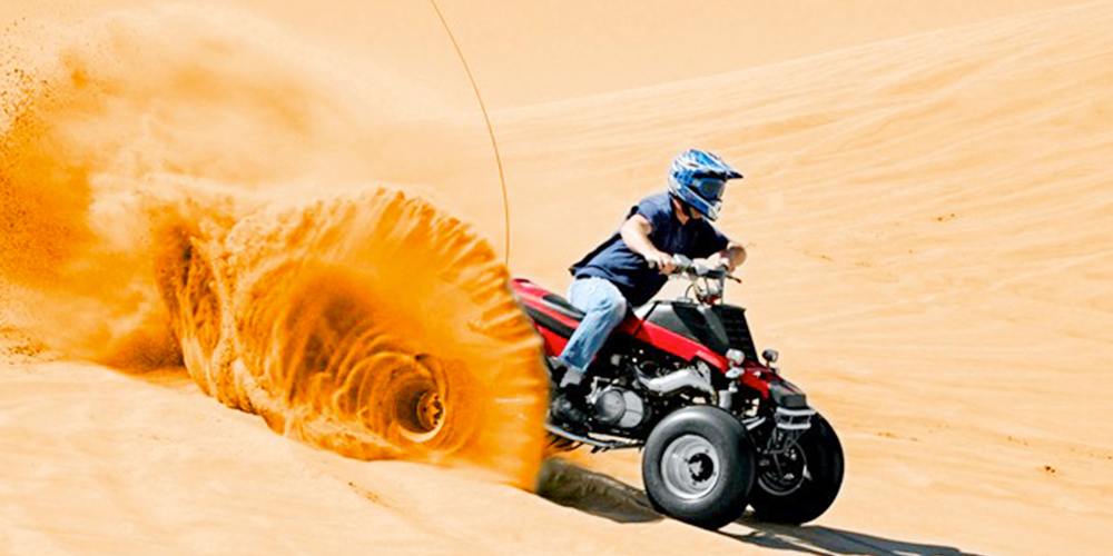 Safari Trip from El Gouna | Super Safari by Quad from El-Gouna - Trips In Egypt