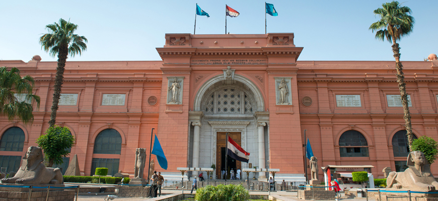 Egyptian Museum - Cairo Day Trips from El Gouna - TripsInEgypt