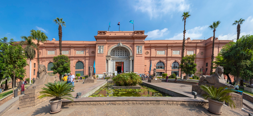 Egyptian Museum | Cairo & Luxor Tours from EL Gouna | TripsInEgypt
