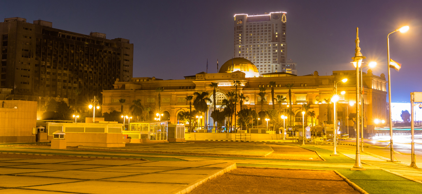 Egyptian Museum - Luxor To Cairo Day Tour - TripsInEgypt
