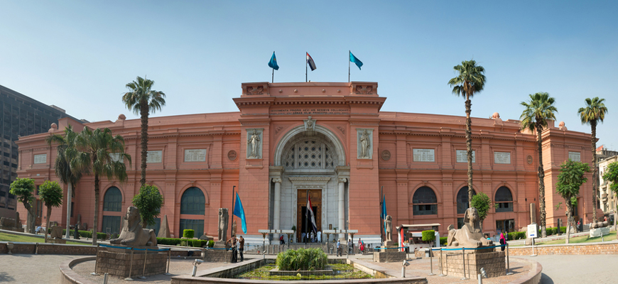 Egyptian Museum | El-Gouna to Cairo Day Trip | TripsInEgypt