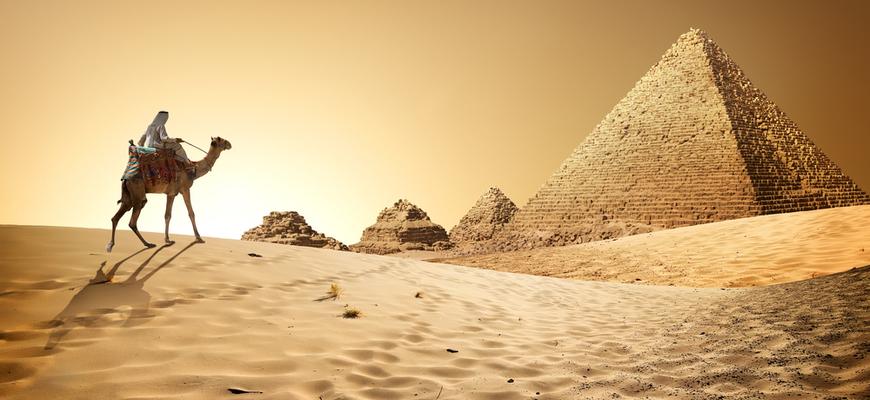 Giza Pyramids Complex - Cairo trips from El Gouna - TripsInEgypt
