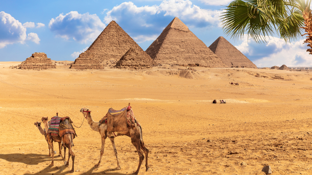 Giza Pyramids Complex - 2 Days Trip from El Gouna to Cairo by Bus - Trips in Egypt
