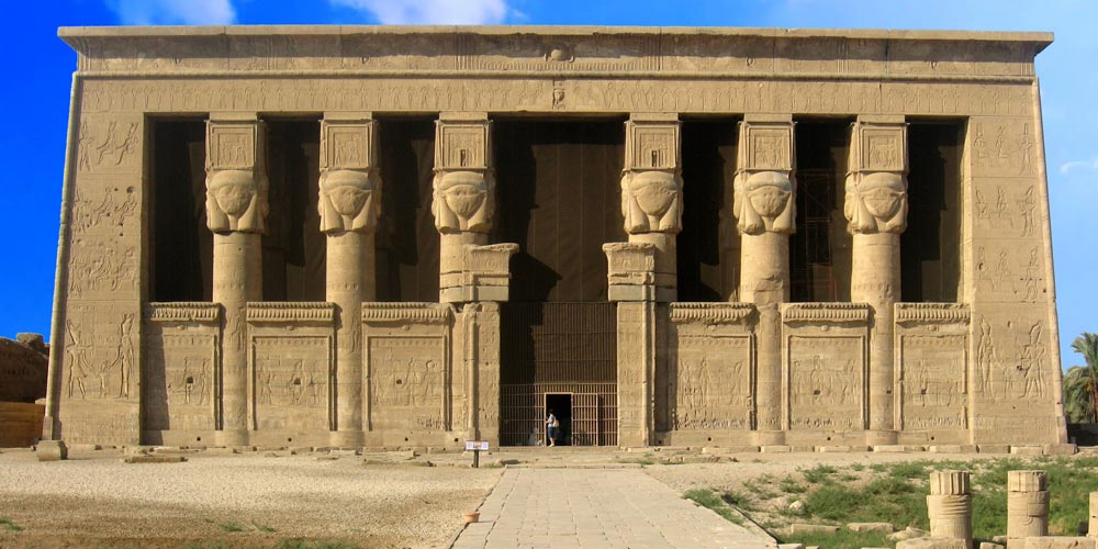 Dendera Temple Complex History & Facts - Temple of Hathor History