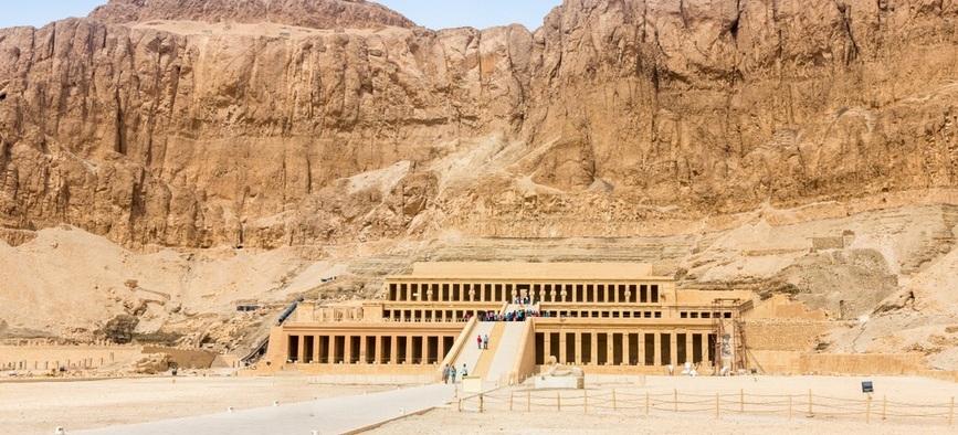 Queen Hatshepsut Temple | Cairo & Luxor Tours from EL Gouna | TripsInEgypt