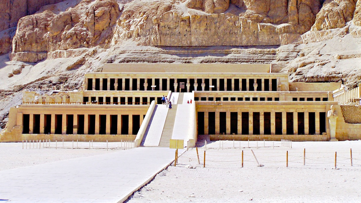 Hatshepsut Temple - Luxor East and West Bank Day Tour - Trips in Egypt