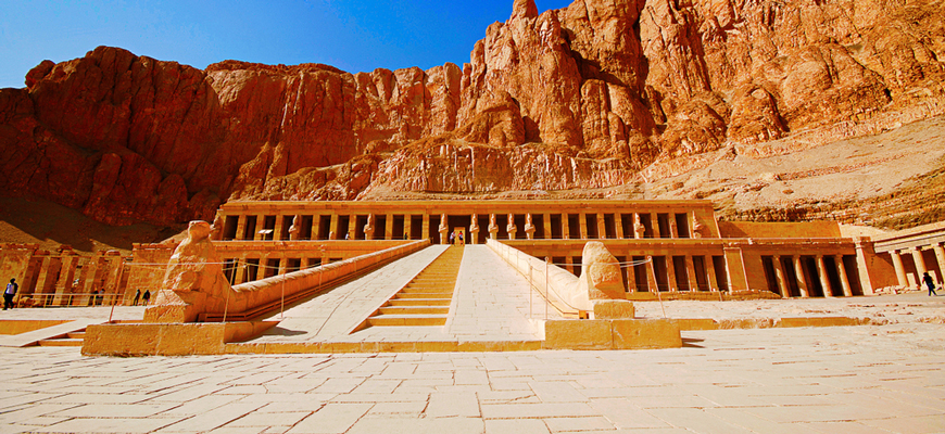 Hatshepsut' Temple - Day Trip to Luxor from El Gouna - Trips In Egypt