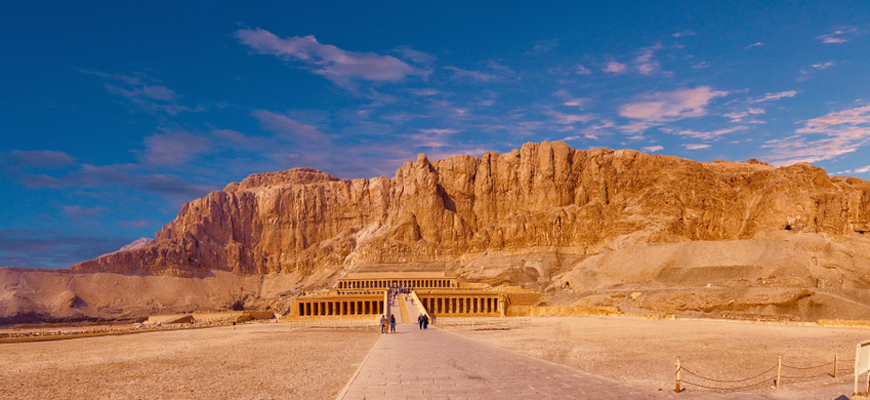 Hatshepsut's Temple - Luxor West Bank Day tour - TripsInEgypt - Copy