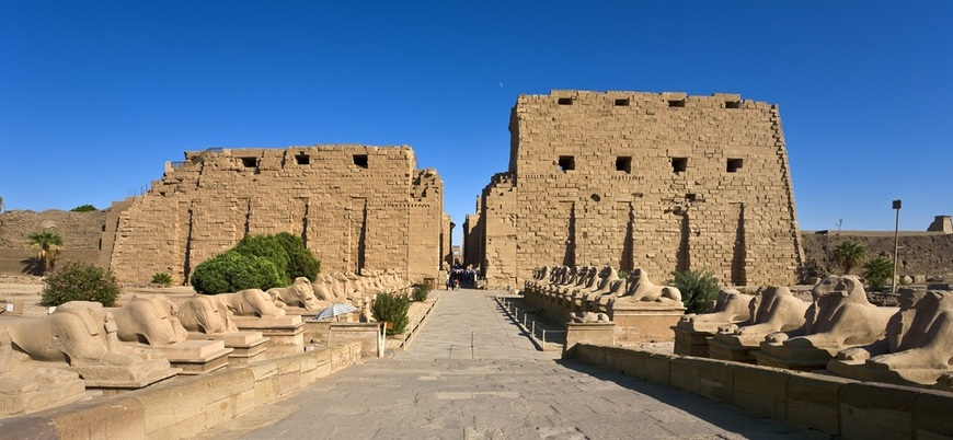 Karnak Temple   Cairo & Luxor Tours from EL Gouna   TripsInEgypt