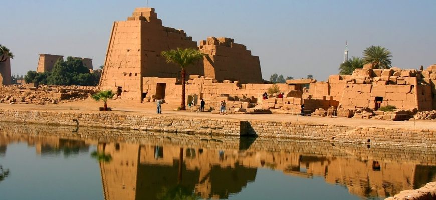 Karnak Temple - Tour in Luxor - Trips in Egypt