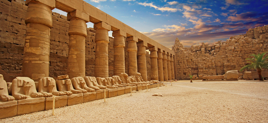 Karnak Temple - Nile Cruise from El Gouna - TripsInEgypt