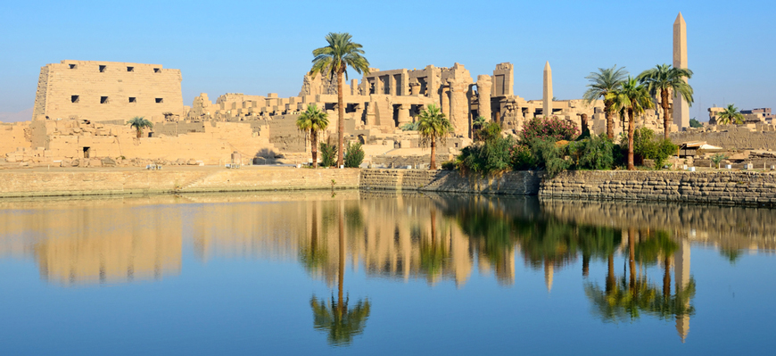 Karnak Temple - Day trips from el gouna to luxor - TripsInEgypt