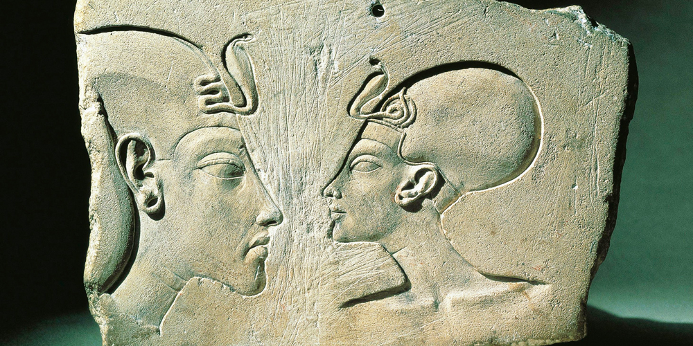 King Akhenaten and Nefertiti - Trips in Egypt